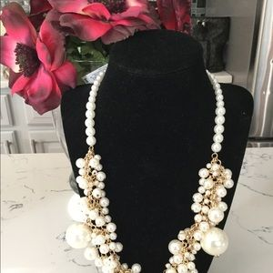 Jewelry - Fresh water pearls woman ladies wedding necklace